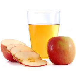 Сок красного яблока